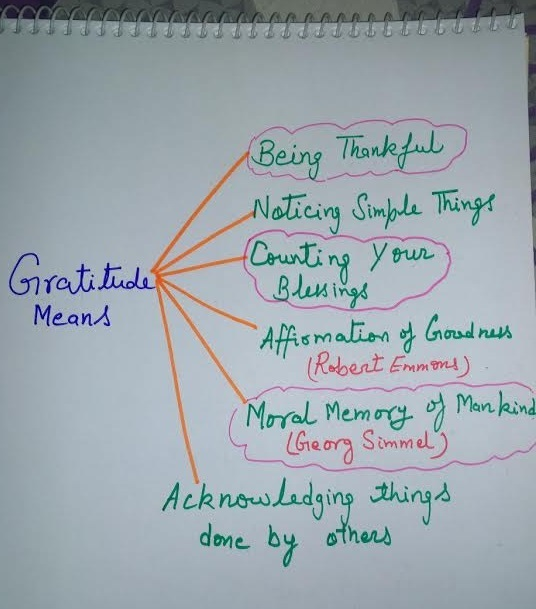 Meaning of Gratitude
